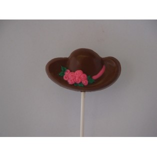 Ladies Hat with Rose