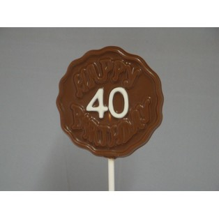 Happy 40 Birthday