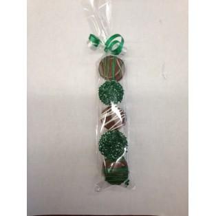St. Patrick's Day Mini Oreos