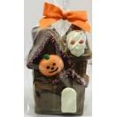 Halloween Haunted Chocolate House